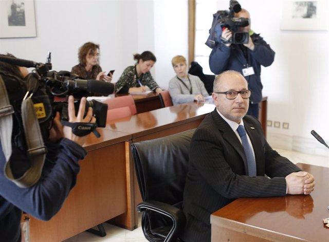 Reunión de la Comisión Consultiva de Nombramientos del Parlamento andaluz