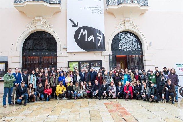 Presentación del MaF 2019 en el Cine Albéniz