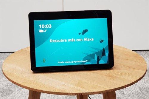 La pantalla inteligente de Amazon, Echo Show
