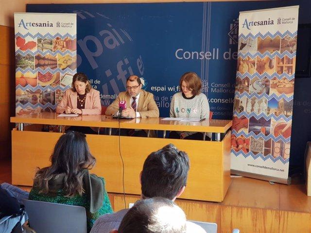 Presentació del nou repertori d'artesania de Mallorca