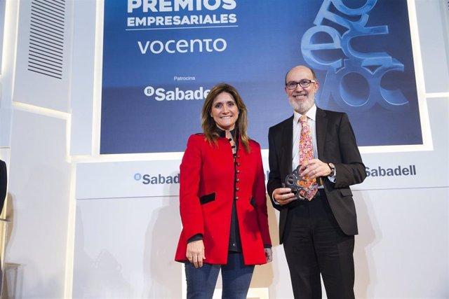 Pelayo, Premio Empresarial Vocento 2018 en categoría de RSC por la gestión respo