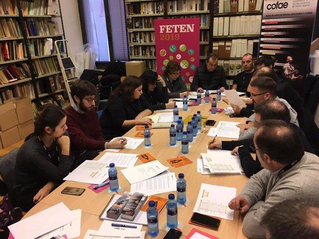 Quatre professionals de les arts escèniques de Balears participen en 'Feten 201