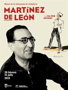 El Museo de la Autonomía de Andalucía acoge la exposición 'Martínez de Léon ¡Va