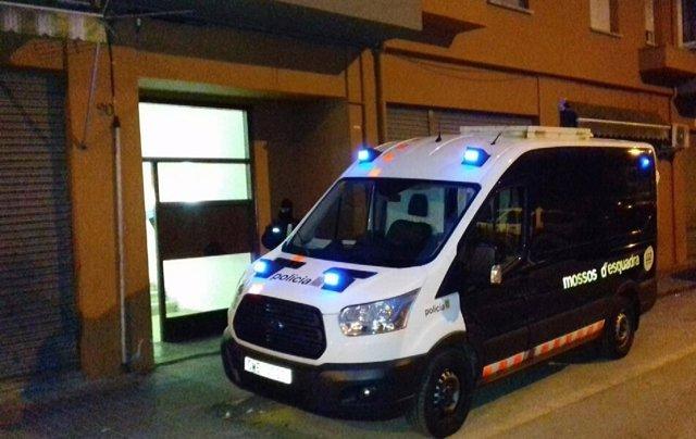 Operació contra el trànsit de drogues a Girona