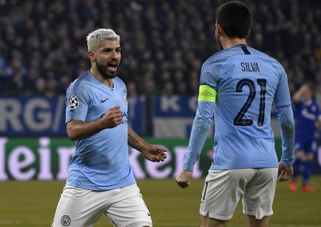 UEFAChampions League - FC Schalke 04 vs Manchester City