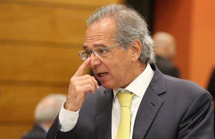 """El ministro de Economía de Brasil se siente """"bastante optimista"""" respecto a la reforma de las pensiones"""