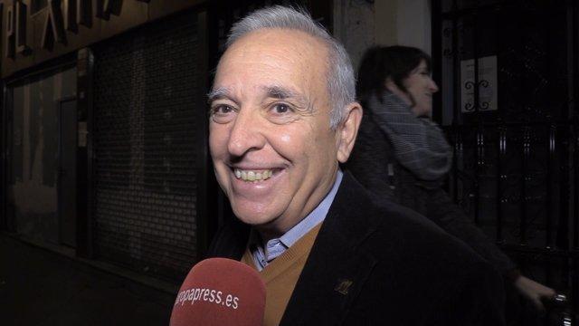 Jose Antonio Rodríguez, cuñado de Rocío Jurado