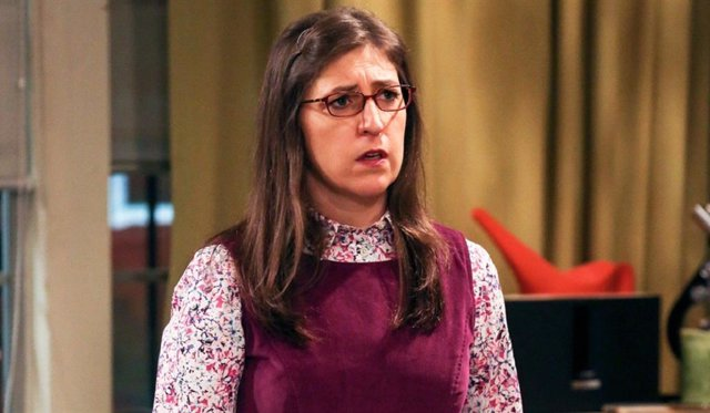 Mayim Bialik en The Big Bang Theory