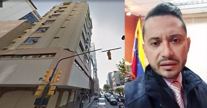 """Una """"banda criminal"""" asalta la sede del Consulado de Venezuela en Ecuador y agrede al personal diplomático"""