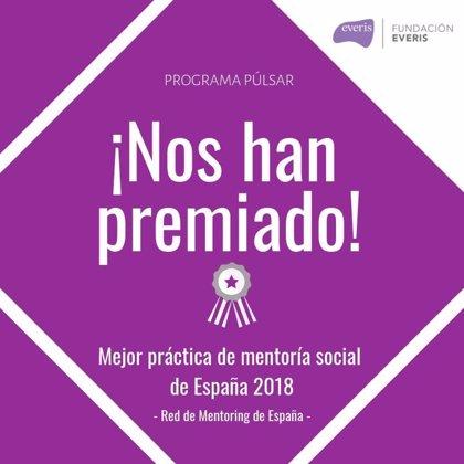 Púlsar de fundación everis, premiada como 'Mejor Práctica de Mentoring Social de España'