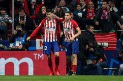 L'Atlètic de Madrid es menja la Juventus (Oscar J. Barroso / AFP7 / Europapress)