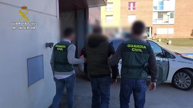 Nota De Prensa Guardia Civil Comandancia De Toledo