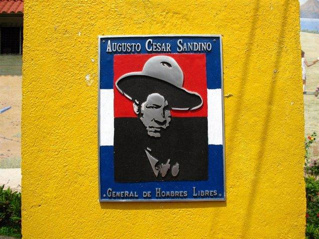 """85 Años De La Muerte Del Libertador Nicaragüense Augusto César Sandino, """"El Gene"""