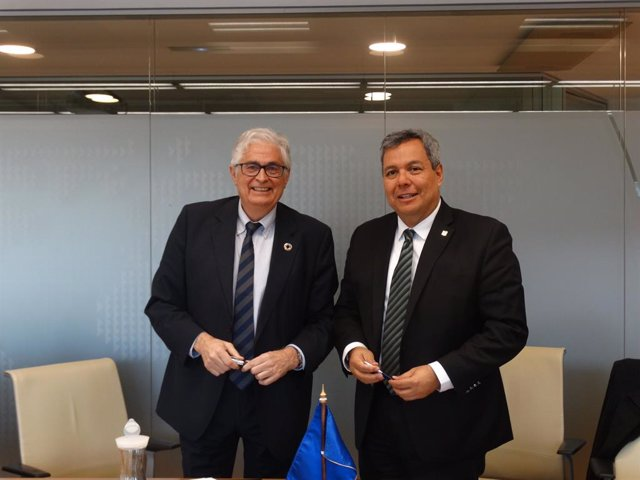 La española Cofides y el BCIE firman un acuerdo para respaldar proyectos de inve