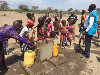 La Fundación Leo Messi aporta 200.000 euros para una bomba de agua potable en Kenia