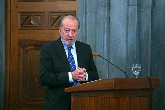 El presidente de la FAMP, Fernando Rodríguez Villalobos, en una imagen de archiv