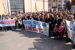 Mig miler de persones es concentren a Tortosa per exigir els drets socials i polítics dels catalans (ACN)