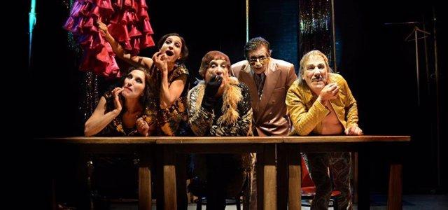 El Teatro Central acoge 'El desguace de las Musas' de la compañía La Zaranda