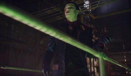 Jeremiah, más Joker que nunca en nuevas imágenes de Gotham