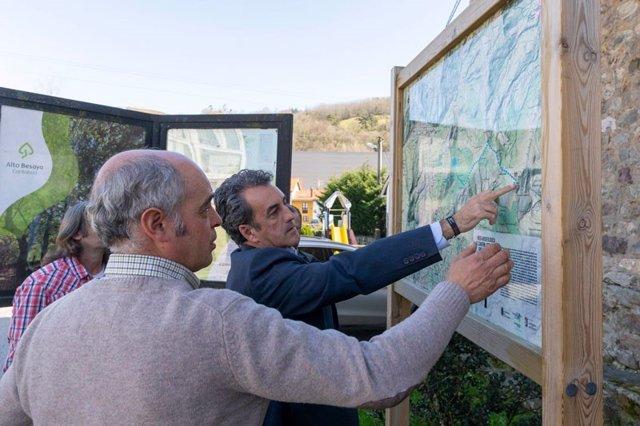 El Gobierno pone en valor diez rutas culturales y medioambientales en Arenas de