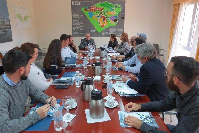 Fwd: Ndp: El Parque Tecnológico De Andalucía Celebra Un Encuentro Networking De