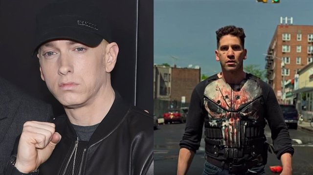 Eminem y The Punisher