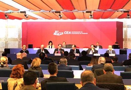 """CEA se suma a la """"preocupación"""" de Ceoe y Cepyme por la ruptura del diálogo social para cambiar la reforma laboral"""