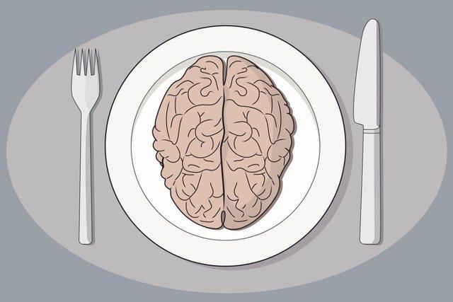 Cerebro, ayuno, hambre