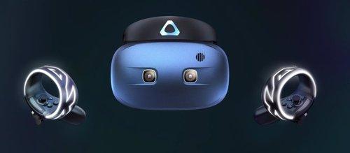 HTC los nuevos controles de Realidad Virtual, HTC VIVE COSMOS