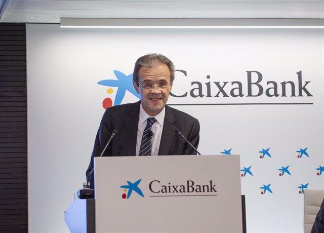 Presentación en Valencia de los resultados de 2018 de CaixaBank