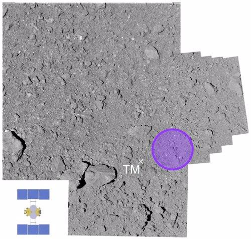 Japón aterriza la sonda Hayabusa 2 en un asteroide para tomar muestras