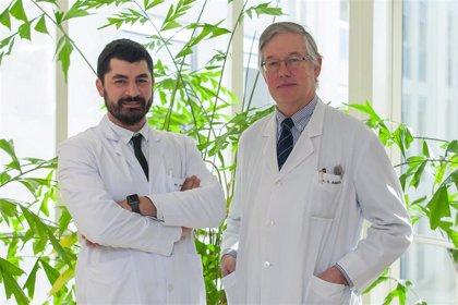 Implantan por primera vez en España en dos pacientes coronarios un nuevo 'stent' que evita complicaciones venosas