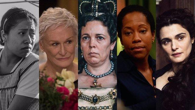 Todas las actrices nominadas a los Premios Oscar 2019