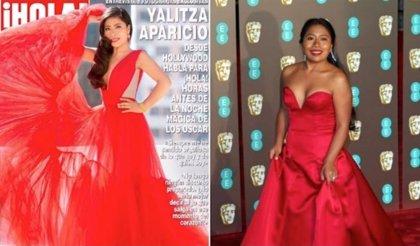Críticas a la revista '¡HOLA!' por retocar la imagen de Yalitza Aparicio