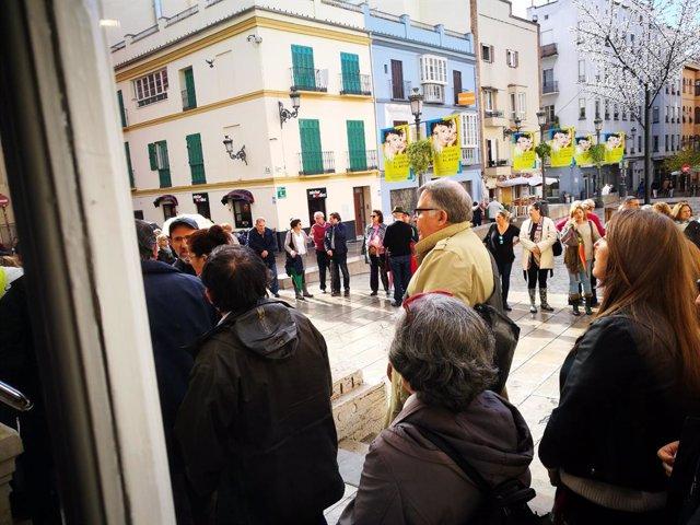 Málaga.- El Teatro Cervantes invita al público al ensayo general de 'Aida'