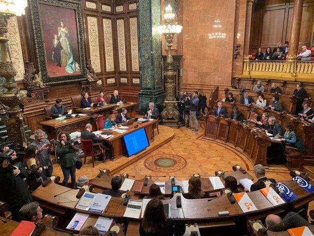 Barcelona atorga la Medalla d'Or al Mrit Cívic a Arcadi Oliveres pel seu activi