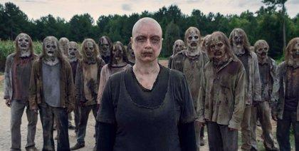 The Walking Dead toca fondo
