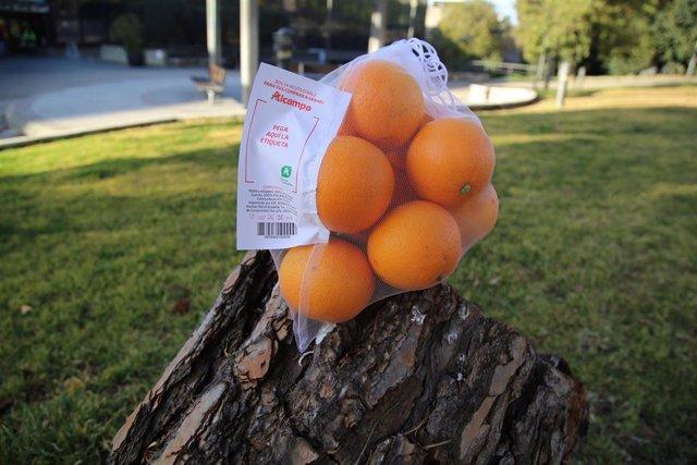 Alcampo Y A De Frutas Testa Granel Reutilizables Bolsas Compras Las Verduras Para A4j5RL
