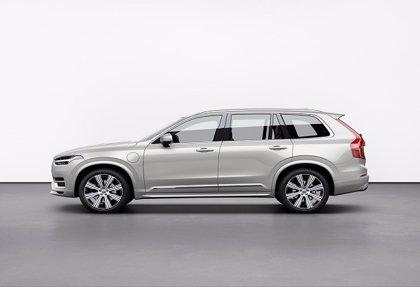 Volvo actualiza sus motores híbridos enchufables y lanzará una gama de 'mild hybrid'