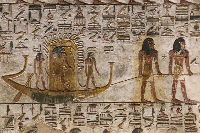 'Tesoros Perdidos De Egipto'