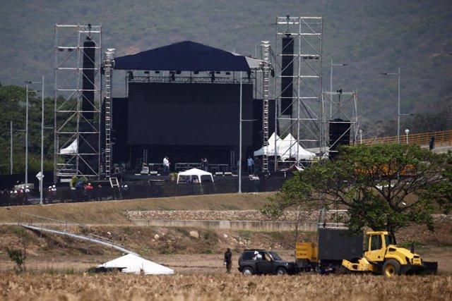 La Uneac pide a los artistas del 'Venezuela Aid Live' que no participen