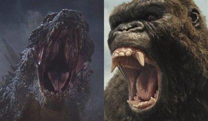 Godzilla vs. Kong adelanta dos meses su estreno