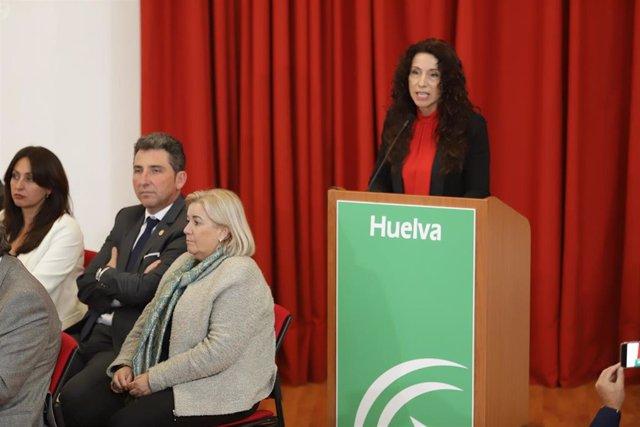 """Huelva.-Ruiz apela al coraje y lucha colectiva para """"conquistar"""" la Andalucía """"s"""