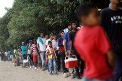 L'ONU eleva a 3,4 milions els veneçolans que han abandonat el país (REUTERS / EDGARD GARRIDO)