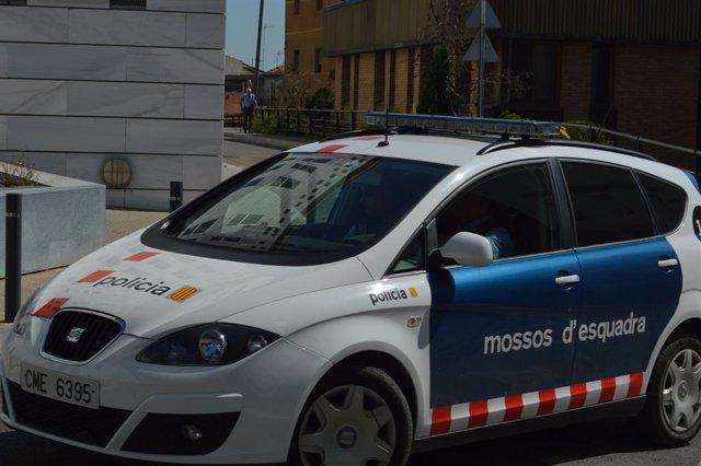 Cotxe dels Mossos d'Esquadra (recurs)