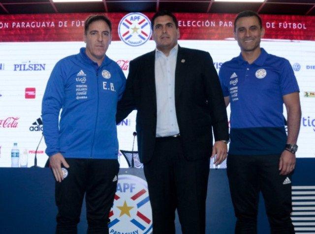 Eduardo Berizzo seleccionador de Paraguay