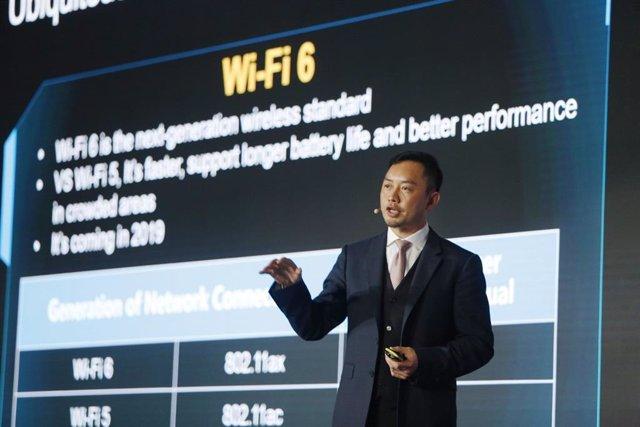 Huawei presentar a l'MWC un 'switch' amb IA i les seves cmeres IA definides pe
