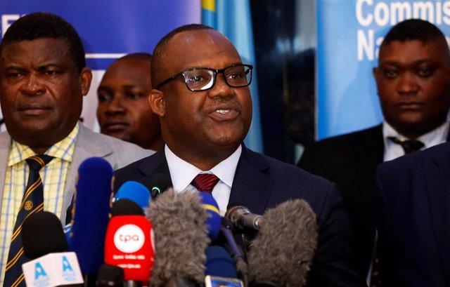 El presidente de la CENI, Corneille Nangaa