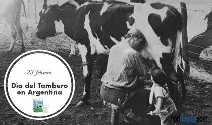 23 de febrero: Día del Tambero en Argentina, ¿qué se celebra hoy?