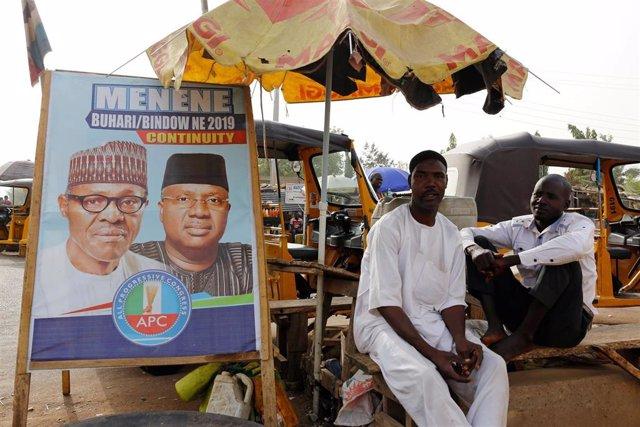 Cartel electoral de Muhamadu Buhari